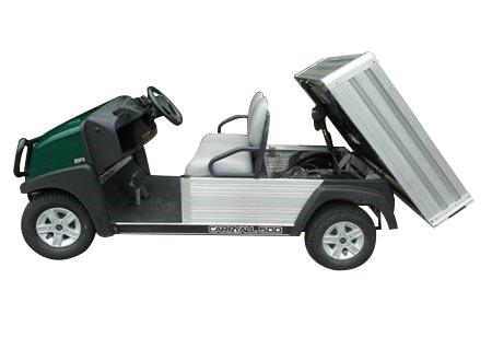 Club Car Carryall 500 GAS W/Electric Dump Bed U251