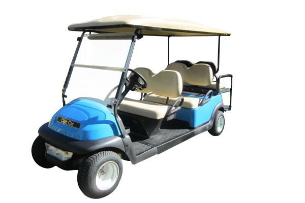 Club Car Precedent 6 Passenger 668