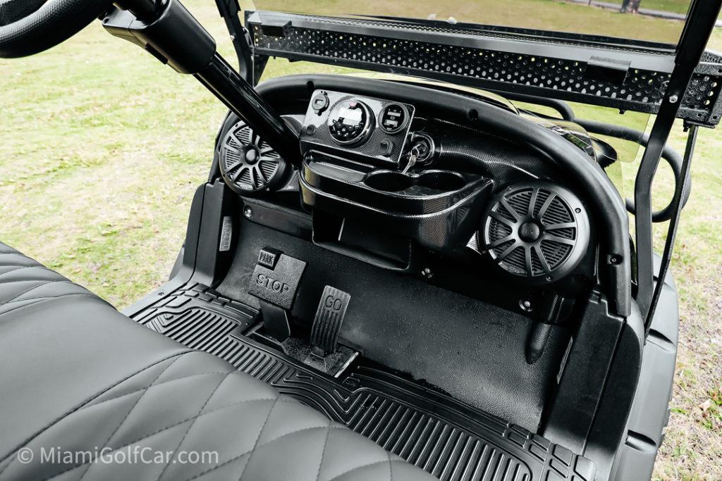 Club Car Precedent 4 Passenger Alpha Body - SKU #450 dashboard