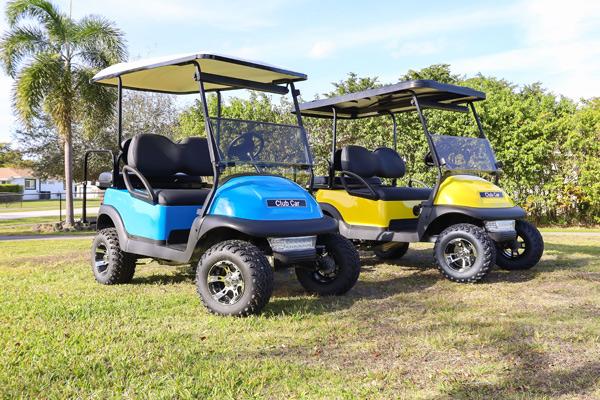 Harbor Island Bahamas Golf Cart Testimonial