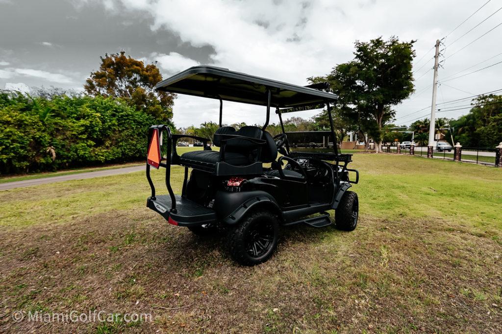 Club Car Precedent 4 Passenger Alpha Body - SKU #450 side