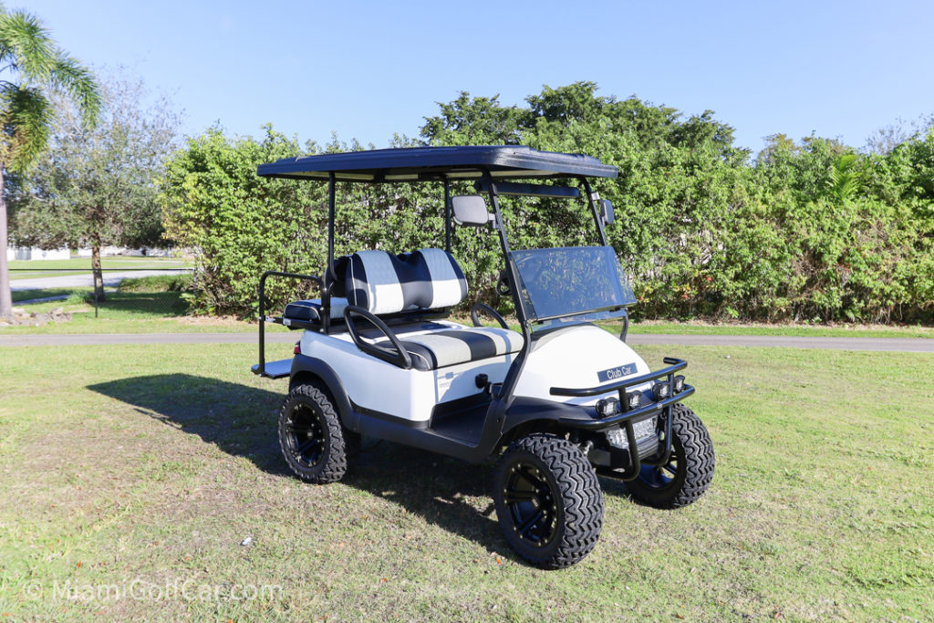 Club Car Precedent 4 Passenger - SKU #476 side