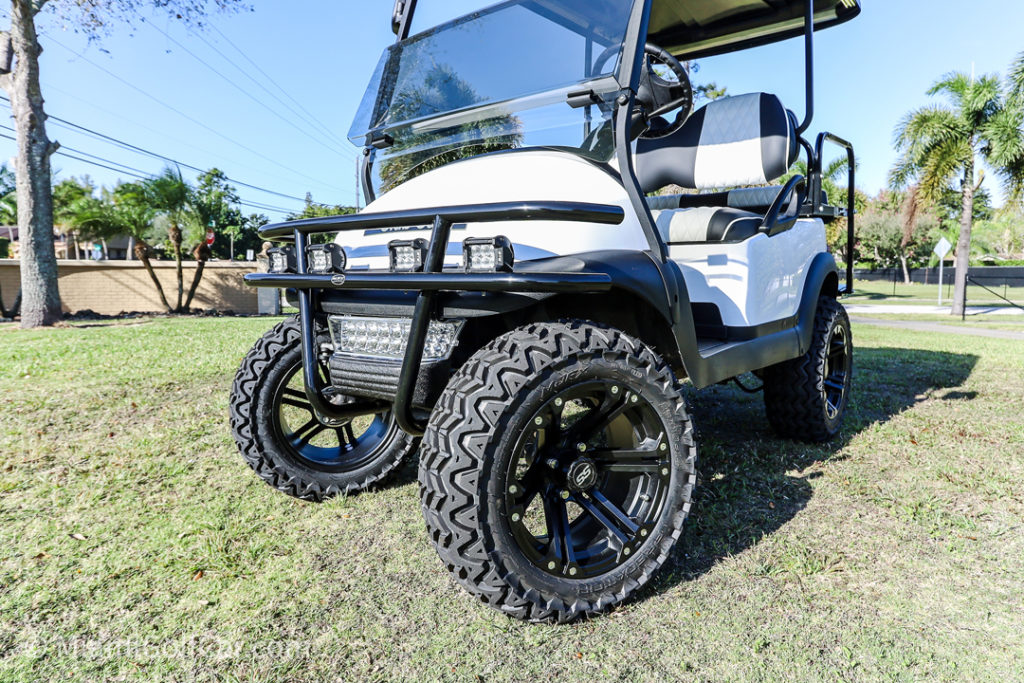 Club Car Precedent 4 Passenger - SKU #476 wheels