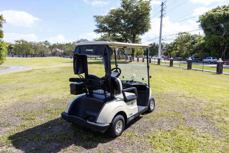Yamaha QuieTech® GAS EFI SKU #Y249
