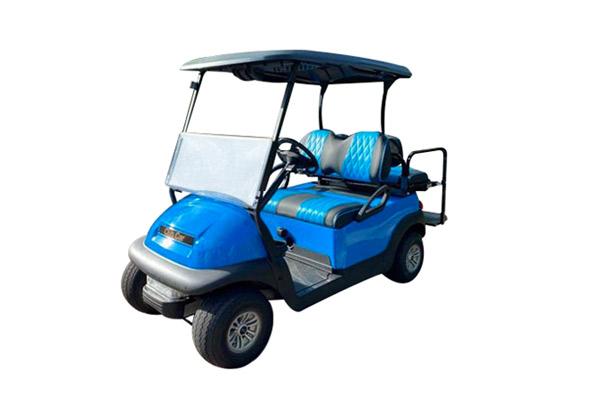 Club Car Precedent 4 Passenger Bahama Blue