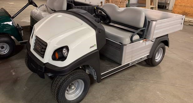 2021 Club Car Carryall: Battery or GAS Powered - Average Condition