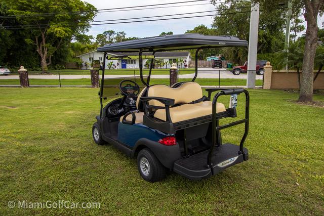 Club Car Precedent 4 Passenger  - SKU #443 back