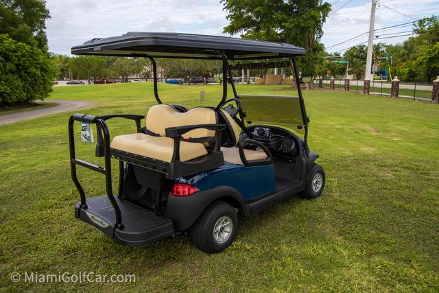Club Car Precedent 4 Passenger  - SKU #443 back view