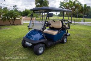 Club Car Precedent 4 Passenger - SKU #443