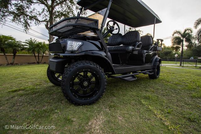 Club Car Precedent 6 Passenger Alpha - SKU #650 wheels