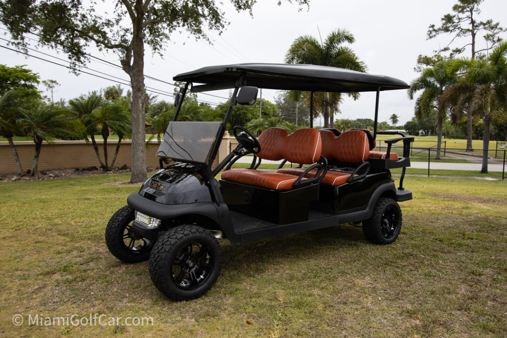 Club Car Precedent 6 passenger - SKU #652