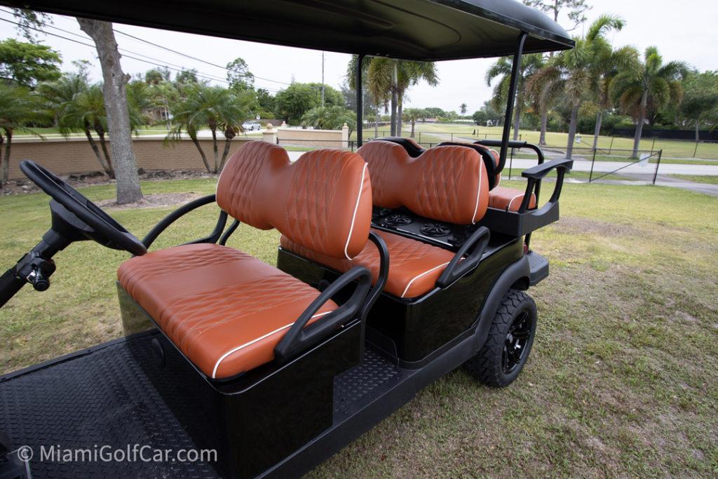 Club Car Precedent 6 passenger - SKU #652 seats