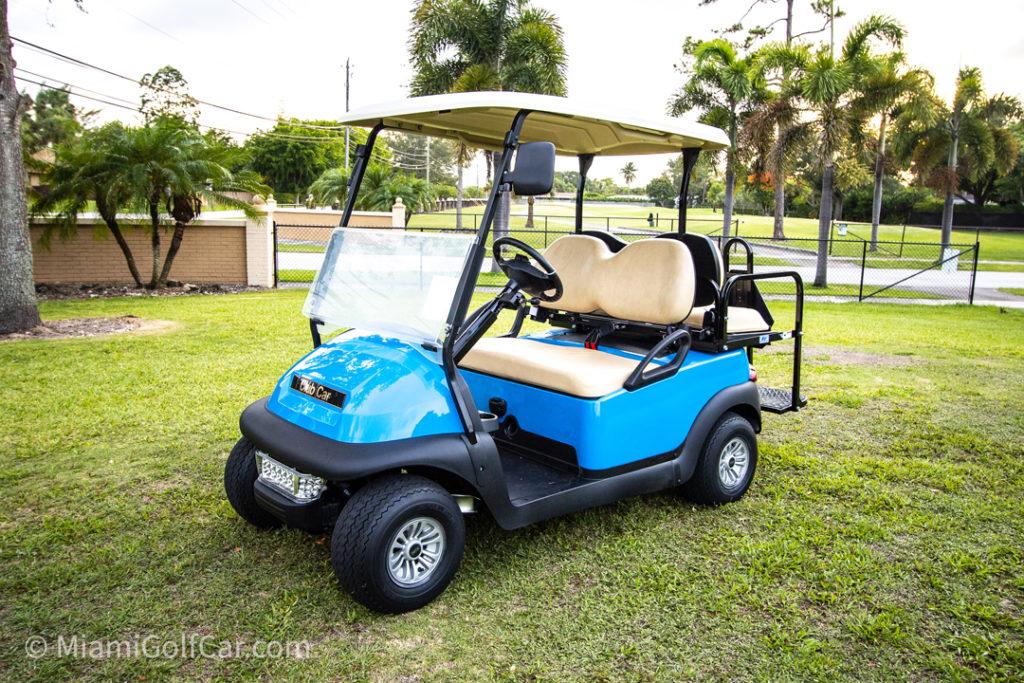 Club Car Precedent 4 Passenger - SKU #469