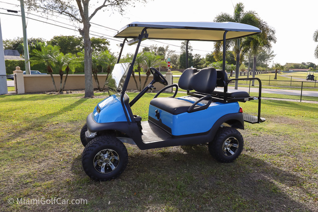 Club Car Precedent 4 Passenger SKU #465