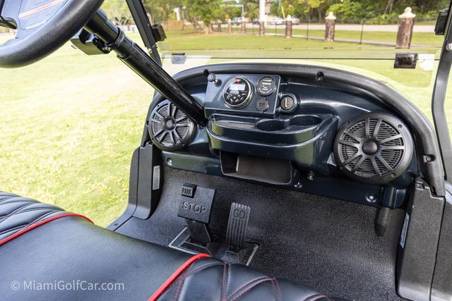 Club Car Precedent 4 Passenger - SKU 442 dash