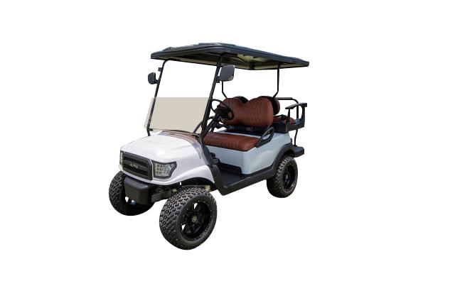 Club Car Precedent 4 Passenger Alpha Body – SKU #447