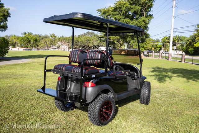 Club Car Precedent 4 Passenger Black - SKU #440