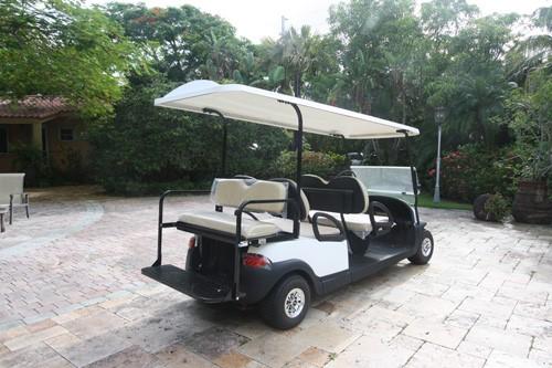 Club Car GAS EFI 6 Passenger SKU #651G