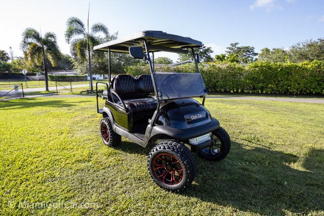 Miami Fl Golf cart VIP customer