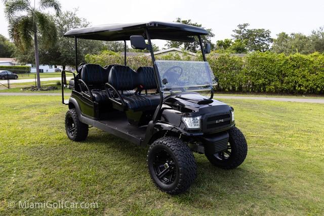 VIP golf cart customer Key Largo FL
