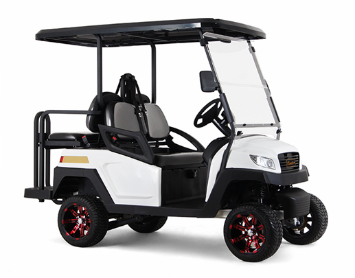 Club 4 Passenger Golf Cart Foldable Backseat SKU N426