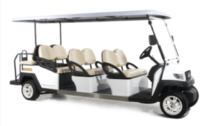 Club Car 8 Passenger Golf Cart SKU N825