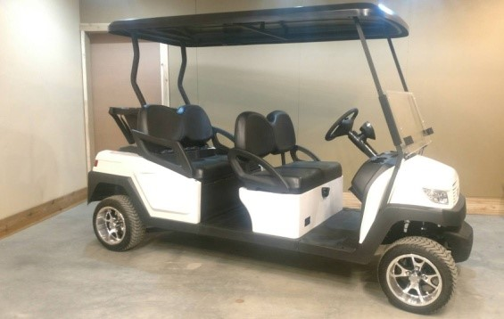 Club 4 Passenger Golf Cart SKU N427
