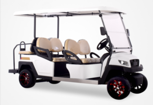 Club Car 6 Passenger Golf Cart Foldable Back Seat SKU N626