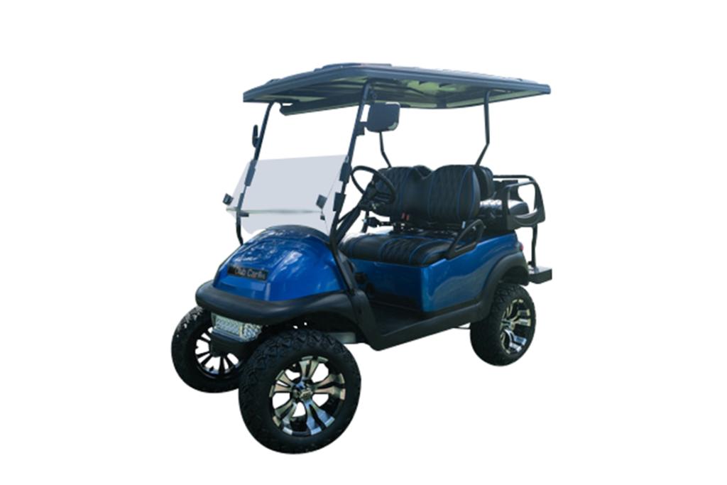 Club Car Precedent 4 Passenger Blue - SKU 439