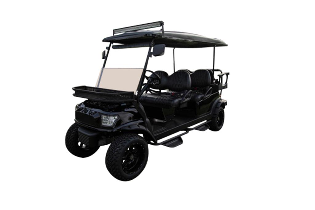 Club Car Precedent 6 Passenger Alpha - SKU #650