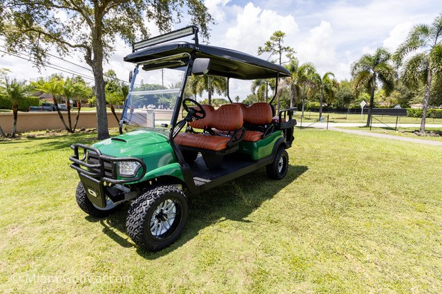 Ft Lauderdale FL golf cart customer