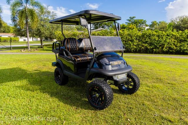 Martha Cruz Horse Country, FL golf cart customer