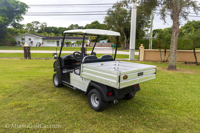 Club Car CarryAll 500 Blue - SKU #U252