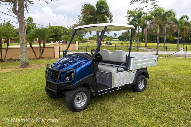 Club Car CarryAll 500 Blue - SKU #U252