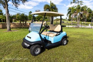 Club Car Precedent 2 Passenger Blue - SKU 247