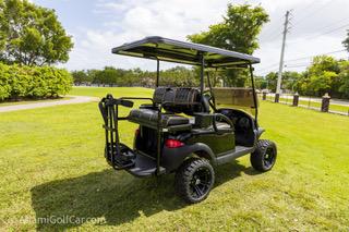 Club Car Precedent 4 Passenger Black - SKU 435