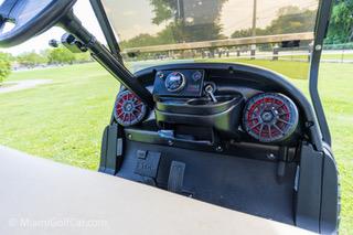 Club Car Precedent 4 Passenger Black - SKU 436