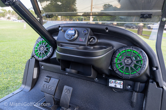 Club Car Precedent 2 Passenger Alpha Matte Grey - SKU 246