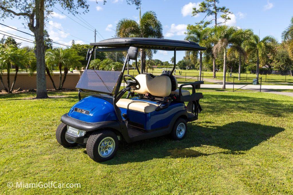 Carlos Souza Key Biscayne Fl golf cart customer miami FL