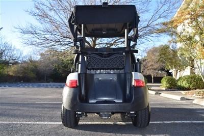 Club Car Tempo GAS SKU #245 back view