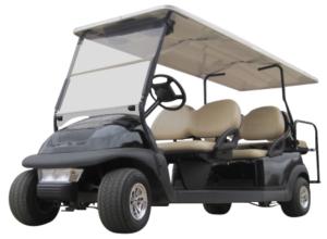 Club Car Precedent 6 Passenger Black SKU #651B