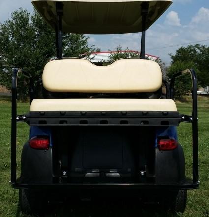 Club Car Precedent 48v SKU 430 Back seat