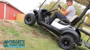 improve golf cart speed