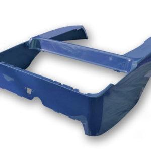 Madjax Blue OEM Club Car Precedent Rear Body (Fits 2004-Up)