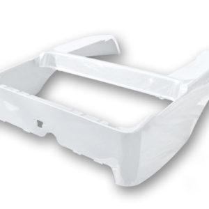 Madjax White OEM Club Car Precedent Rear Body (Fits 2004-Up)