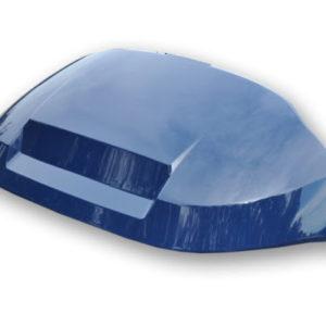 Madjax Blue OEM Club Car Precedent Front Cowl (Fits 2004-Up)