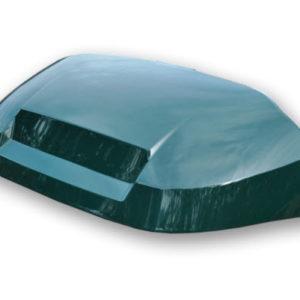 Madjax Green OEM Club Car Precedent Front Cowl (Fits 2004-Up)