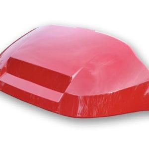 Madjax Red OEM Club Car Precedent Front Cowl (Fits 2004-Up)