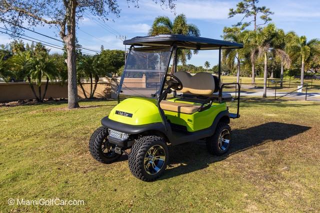 Miami FL VIP golf cart customer