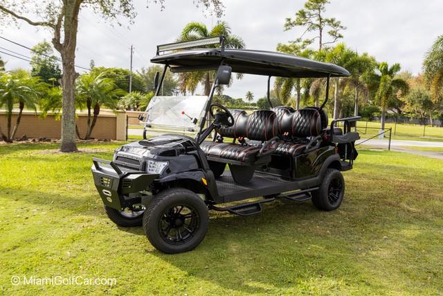 Golf cart customer in Plantation FL